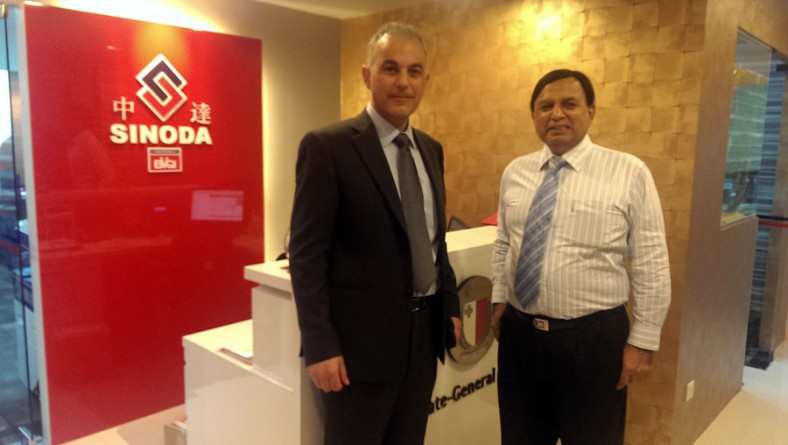 Η FRONT LINE Forwarding & Agency LTD επεκτείνεται στην αγορά της Σιγκαπούρης